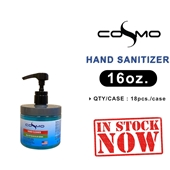 Cosmo Hand Cleaner (Sanitizer) GEL, 16oz